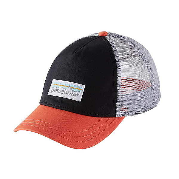 Patagonia Pastel P-6 Label Layback Trucker Womens Hat, , 600