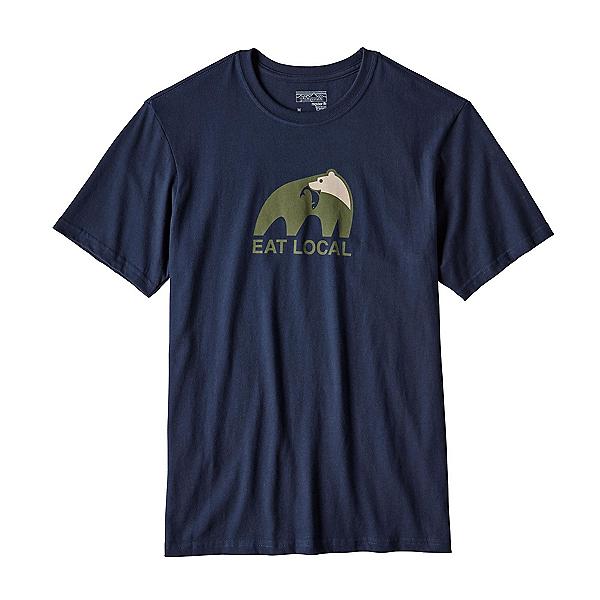 Patagonia Eat Local Upstream Mens T-Shirt, , 600
