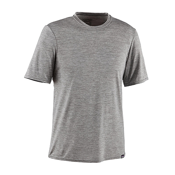 Patagonia Capilene Daily Mens T-Shirt, Feather Grey, 600