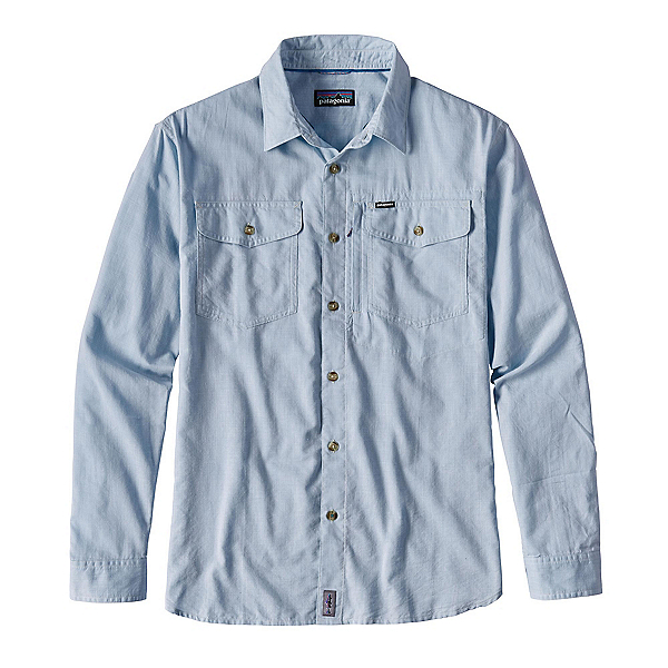 Patagonia Cayo Largo Long Sleeve Mens Shirt, , 600