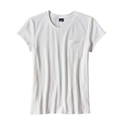 Patagonia Mainstay Womens T-Shirt, White, 256