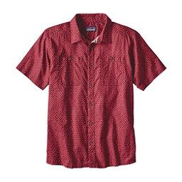 Patagonia Back Step Mens Shirt, Adzuki Red, 256