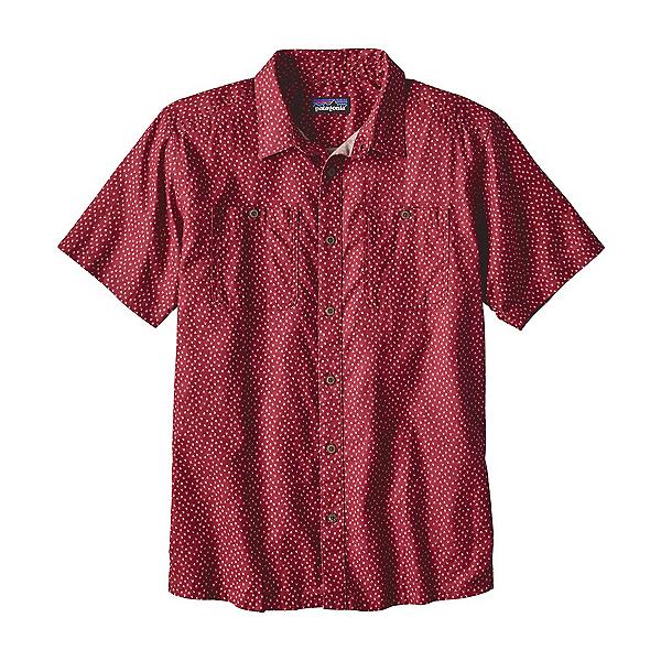 Patagonia Back Step Mens Shirt, Adzuki Red, 600