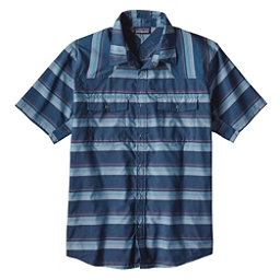 Patagonia Bandito Mens Shirt, Big Sur Blue, 256