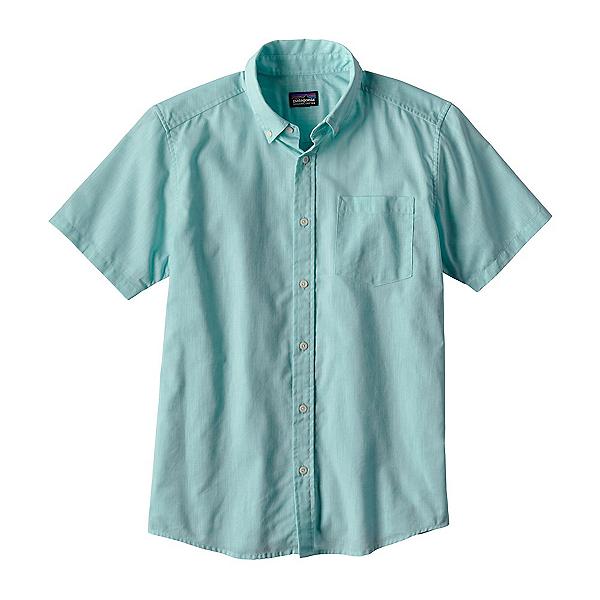 Patagonia Lightweight Bluffside Mens Shirt, Chambray Cuban Blue, 600