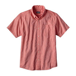 Patagonia Lightweight Bluffside Mens Shirt, Spiced Coral, 256