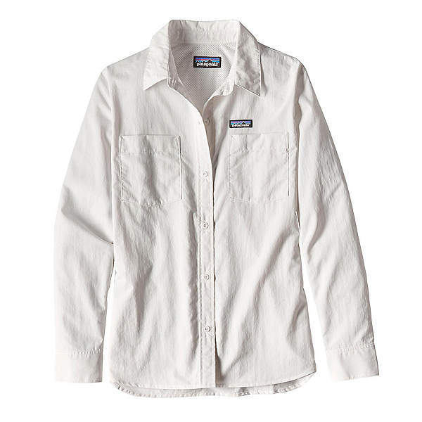 Patagonia Long Sleeved Anchor Bay Womens Shirt, , 600