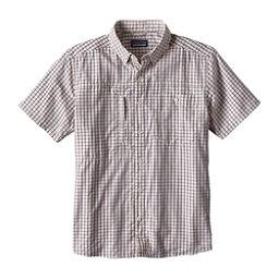 Patagonia Gallegos Mens Shirt, Birch White, 256