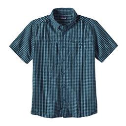 Patagonia Gallegos Mens Shirt, Big Sur Blue, 256