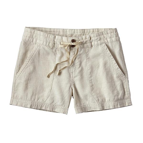 Patagonia Island Hemp Womens Shorts, Stone, 600