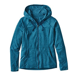 Patagonia Seabrook Womens Hoodie, Big Sur Blue, 256