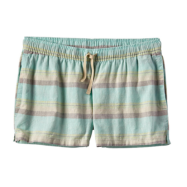 Patagonia Island Hemp Baggies Womens Shorts, Bend Blue, 600