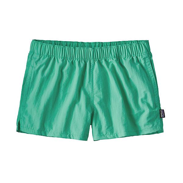 Patagonia Barely Baggies Womens Hybrid Shorts, Galah Green, 600