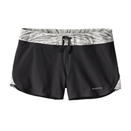 Patagonia Nine Trails Womens Shorts, Black, 256