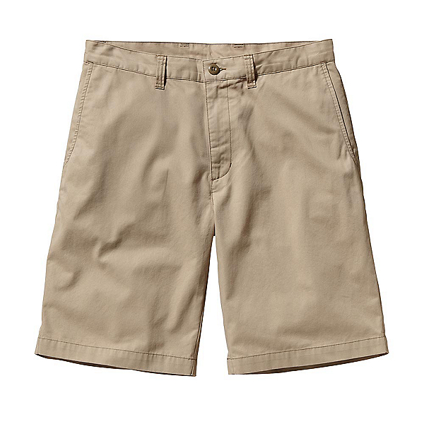Patagonia All-Wear 10in Mens Shorts, El Cap Khaki, 600
