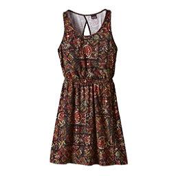 Patagonia West Ashley Dress, Raindrop-Black, 256