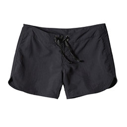 Patagonia Wavefarer Womens Board Shorts, Black, 256