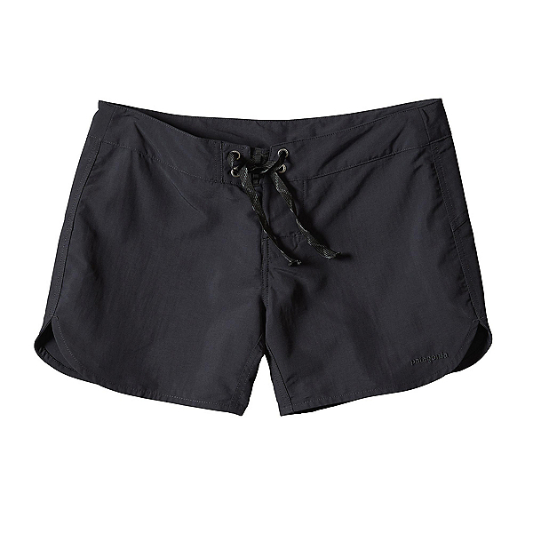 Patagonia Wavefarer Womens Board Shorts, Black, 600