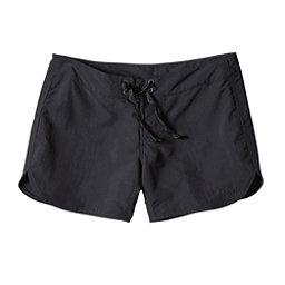 Patagonia Wavefarer Womens Board Shorts, Black, 256