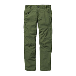 Patagonia Venga Rock Mens Pants, Buffalo Green, 256
