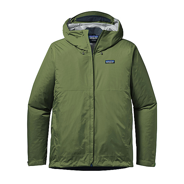 Patagonia Torrentshell Mens Jacket, Buffalo Green, 600