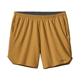 Patagonia Nine Trails Unlined Mens Shorts, Oaks Brown, 256