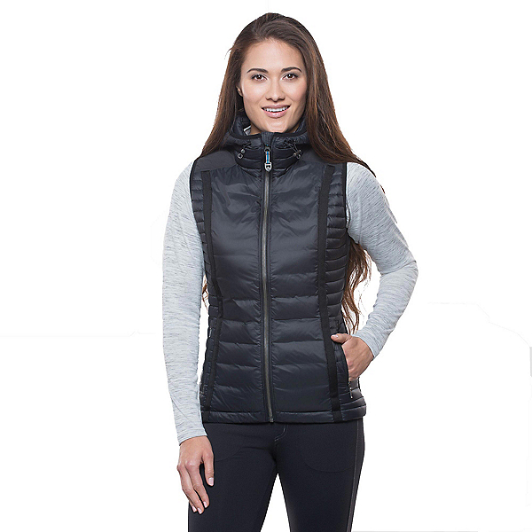 KUHL Spyfire Hooded Womens Vest, , 600