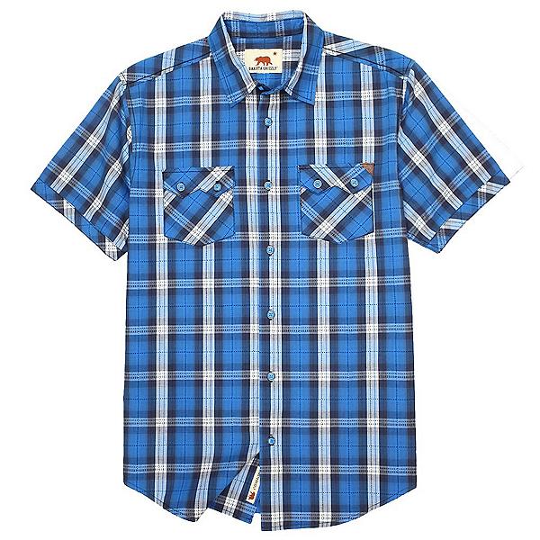 Dakota Grizzly Kai Mens Shirt, Stratus, 600