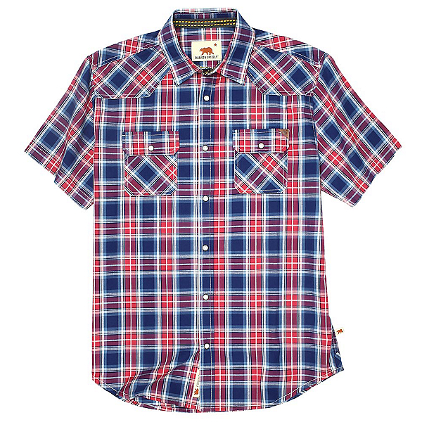 Dakota Grizzly Max Mens Shirt, , 600
