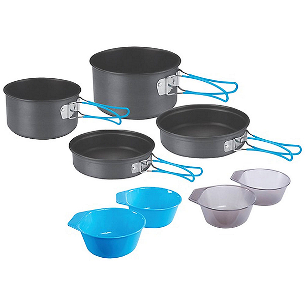 Stansport 4 Person Cook Set, , 600