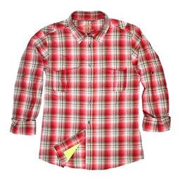 Dakota Grizzly Corky Mens Shirt, Fire, 256