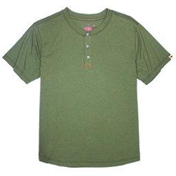 Dakota Grizzly Ladd Mens Shirt, Peridot, 256