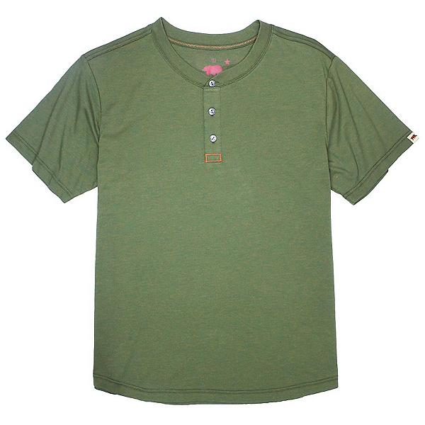 Dakota Grizzly Ladd Mens Shirt, Peridot, 600