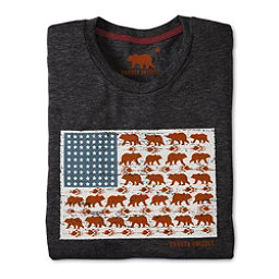 Dakota Grizzly Stars & Bears Mens T-Shirt, , 256