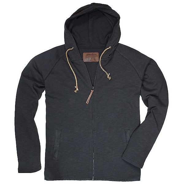 Dakota Grizzly Hoyt Mens Hoodie, Cinder, 600