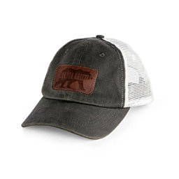 Dakota Grizzly Trucker Hat, Tarmac, 256