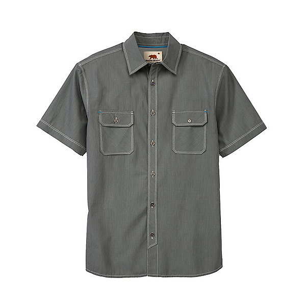 Dakota Grizzly Dean Mens Shirt, , 600
