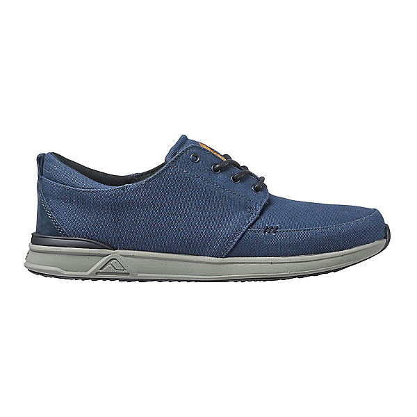 Reef Rover Low Mens Shoes, Navy-Grey, 600