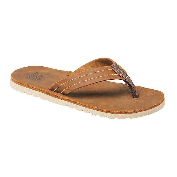 Reef Voyage LE Mens Flip Flops, Bronze-Brown, 600