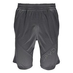 Spyder Davos Mens Hybrid Shorts, Image Grey, 256