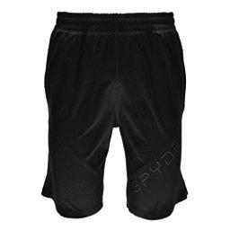 Spyder Davos Mens Hybrid Shorts, Black, 256