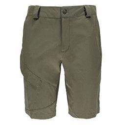 Spyder Centennial Mens Hybrid Shorts, Deep Lichen Green, 256