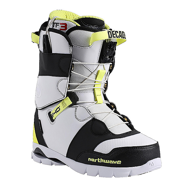 Northwave Decade Snowboard Boots, White, 600