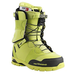 Northwave Decade Snowboard Boots, Lime, 256