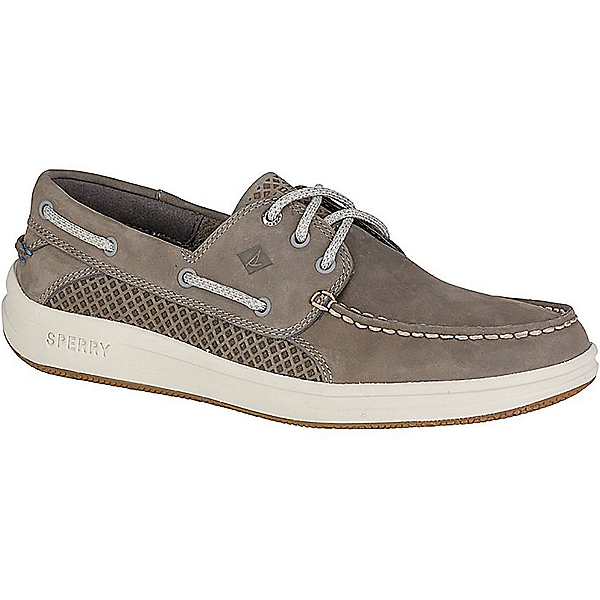 Sperry Gamefish 3-Eye Mens Shoes, Grey, 600