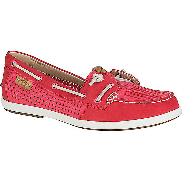Sperry Coil Ivy Perforated Womens Shoes, , 600