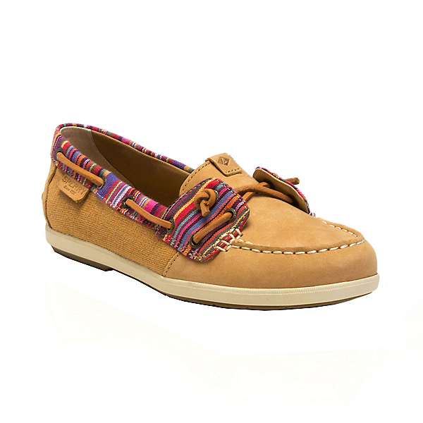 Sperry Coil Ivy Carib Stripe Womens Shoes, , 600