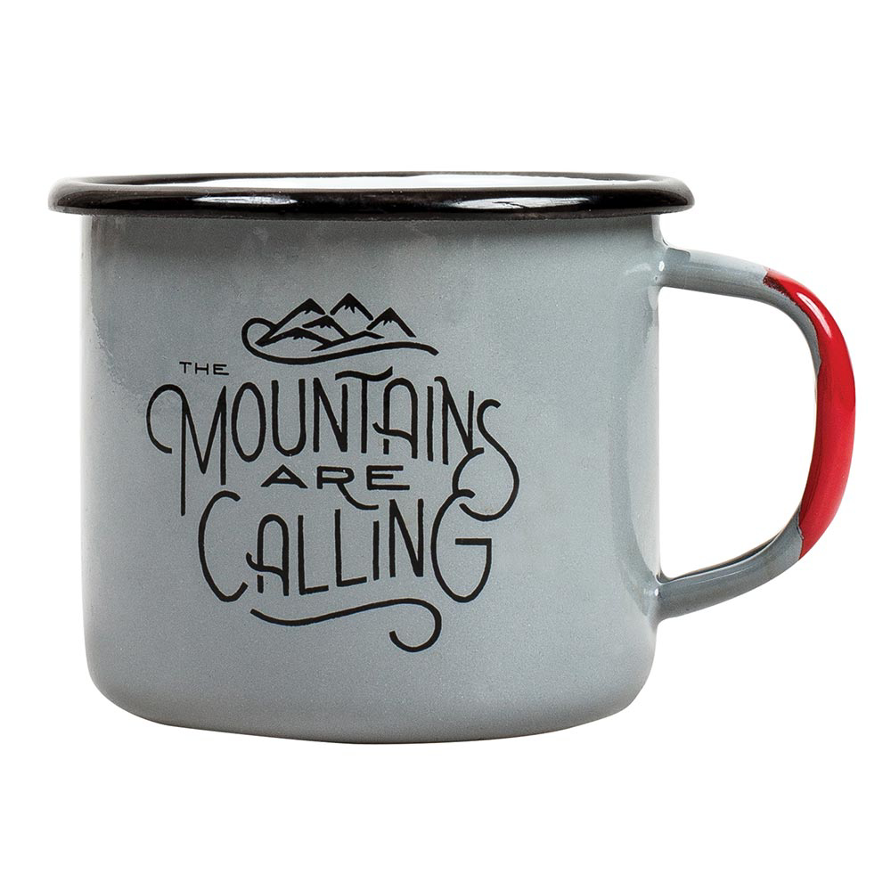 United By Blue John Muir Enamel Steel Mug im test