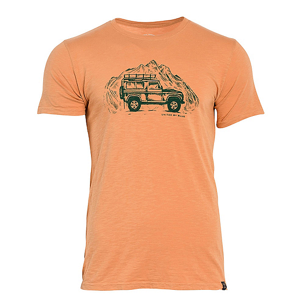 United By Blue Adventure Mobile Mens T-Shirt, , 600