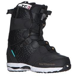 Northwave Devine Womens Snowboard Boots, Black, 256